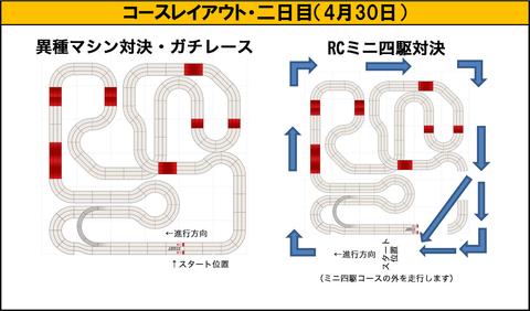 コース二日目mix