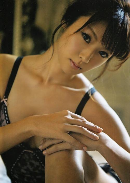 深田恭子 Kyoko Fukada (un)touch Sexy Lingerie ランジェリー 06