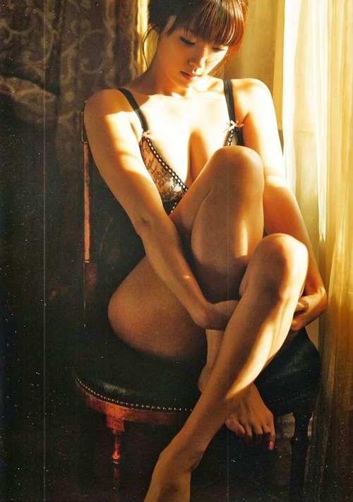 深田恭子 Kyoko Fukada (un)touch Sexy Lingerie ランジェリー 20