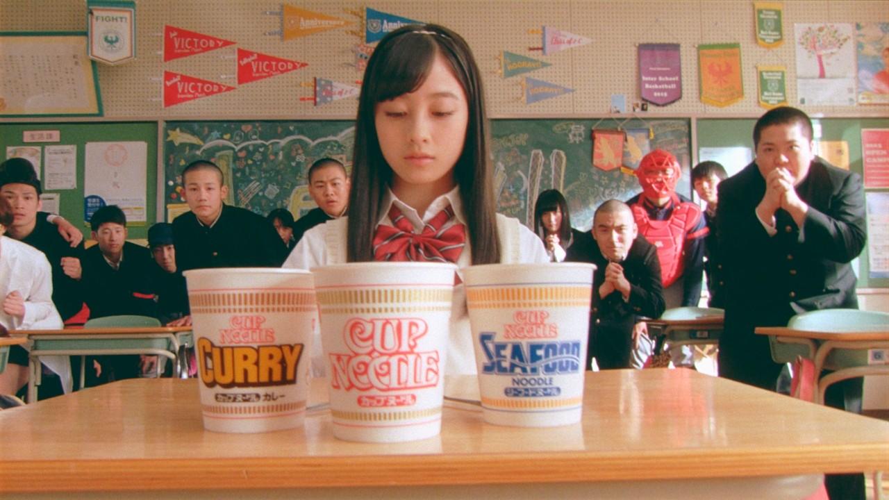 橋本環奈 Hashimoto Kanna Cup Noodle カップヌードル Images 2