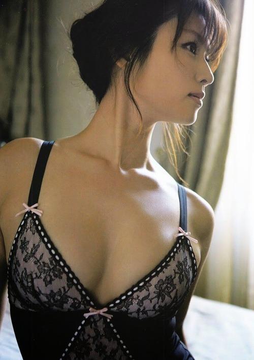 深田恭子 Kyoko Fukada (un)touch Sexy Lingerie ランジェリー 22