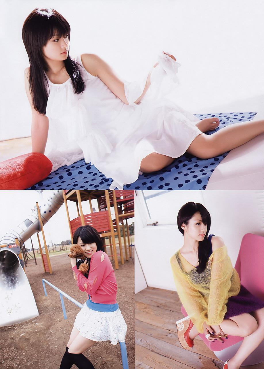 深田恭子 Fukada Kyoko ビッグコミックスピリッツ Big Comic Spirits Pics 2
