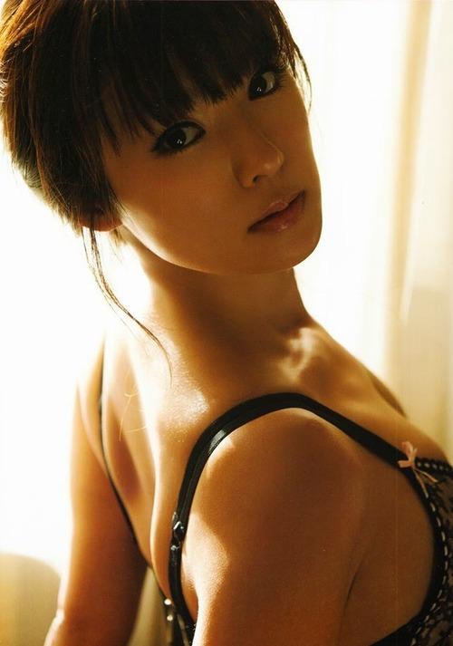 深田恭子 Kyoko Fukada (un)touch Sexy Lingerie ランジェリー 17