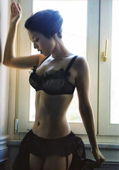 深田恭子 Kyoko Fukada (un)touch Sexy Lingerie ランジェリー 28