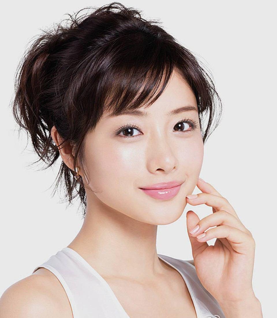 Satomi Ishihara 石原さとみ SOFINA Primavista ソフィーナ プリマヴィスタ Images
