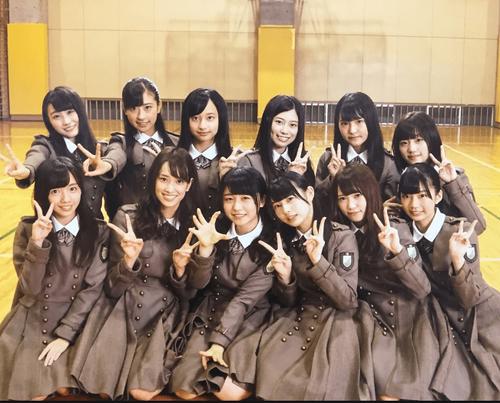 Hiragana Keyaki46-005