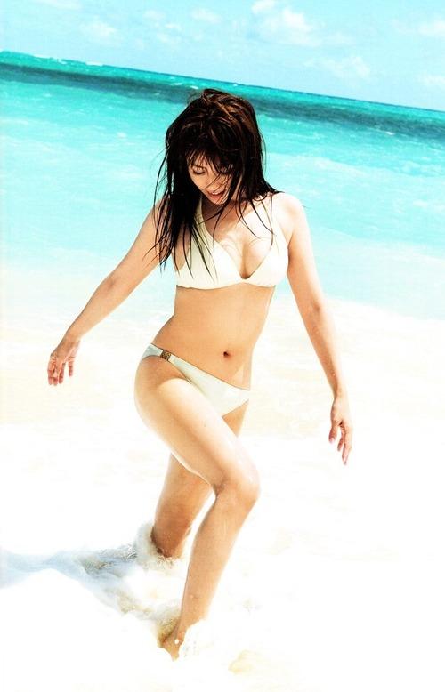 深田恭子 水着 Kyoko Fukada Sexy Bikini Images 13