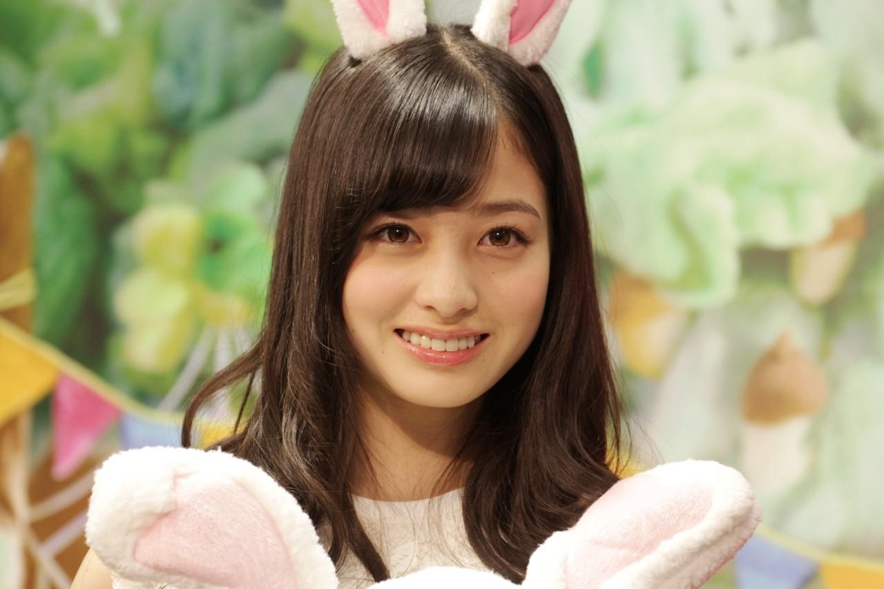 橋本環奈 Kanna Hashimoto Bunny Photos 4