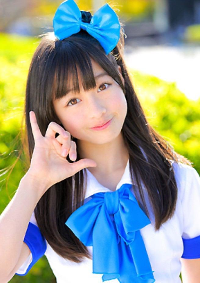 Kanna Hashimoto 橋本環奈 LOVE-arigatou- Images 2