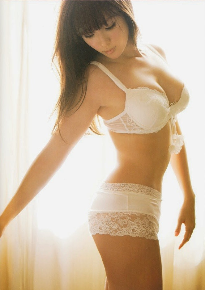 深田恭子 Kyoko Fukada (un)touch Hot Lingerie ランジェリー Images 11