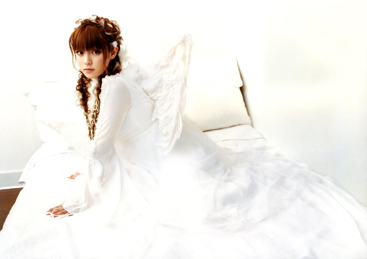 Fukada Kyoko 深田恭子 Tenshi 天使 Images 3