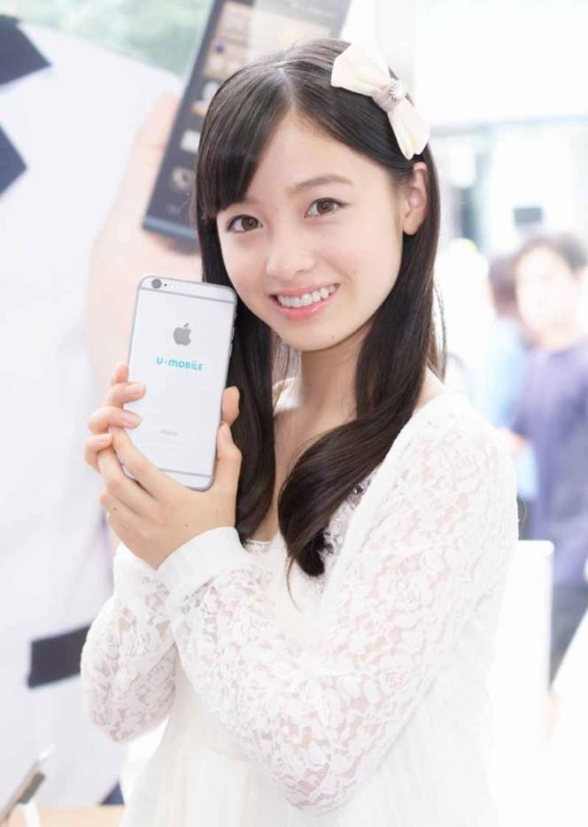 橋本環奈 Hashimoto Kanna U-Mobile Pictures 5