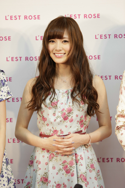 Siraishi mai L'EST ROSE-001