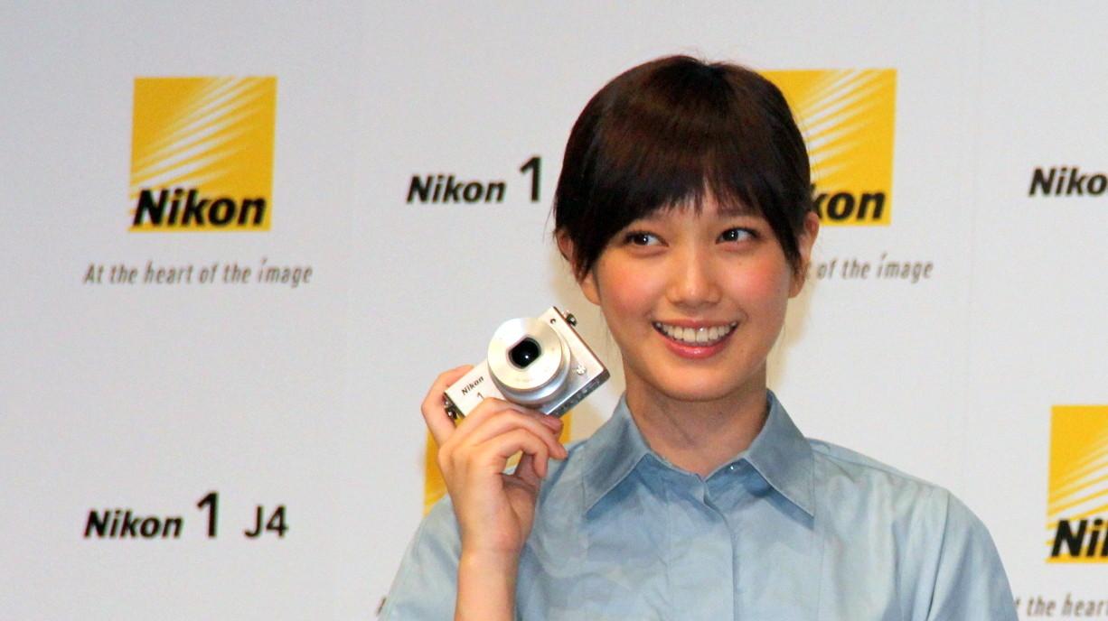 本田翼 Honda Tsubasa Nikon Images 13