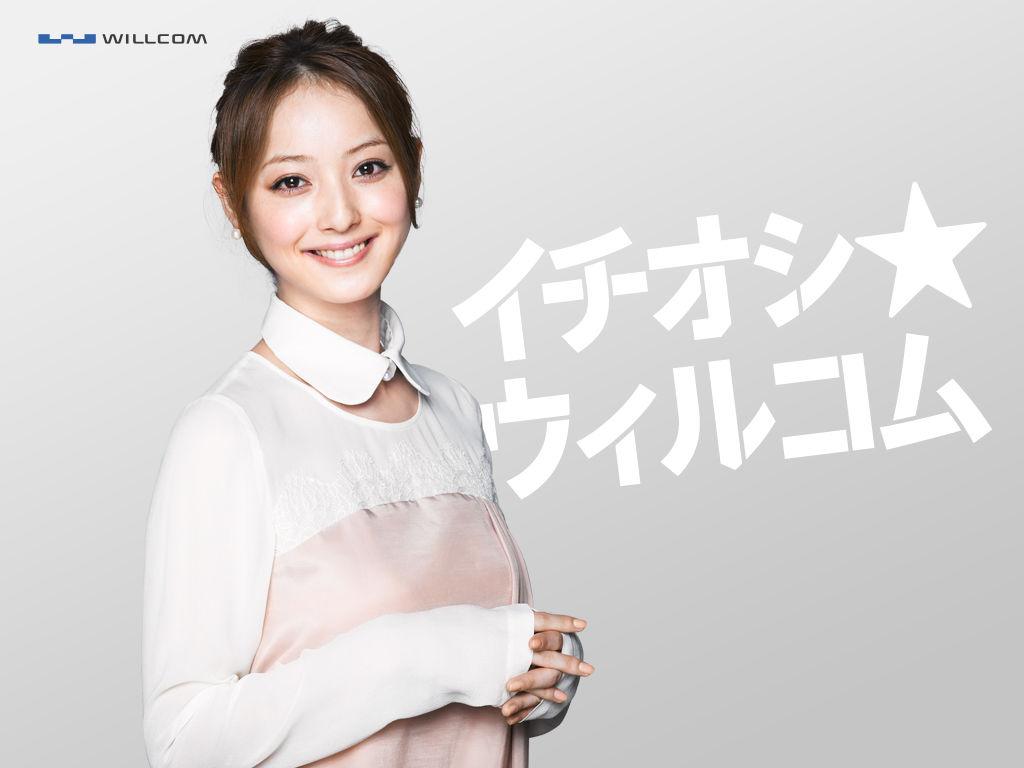 佐々木希 Nozomi Sasaki WILLCOM Images 3