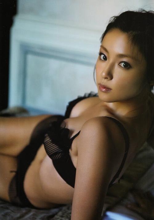 深田恭子 Kyoko Fukada (un)touch Sexy Lingerie ランジェリー 29