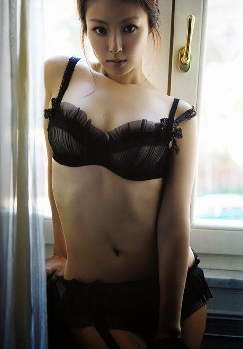 深田恭子 Kyoko Fukada (un)touch Sexy Lingerie ランジェリー 27