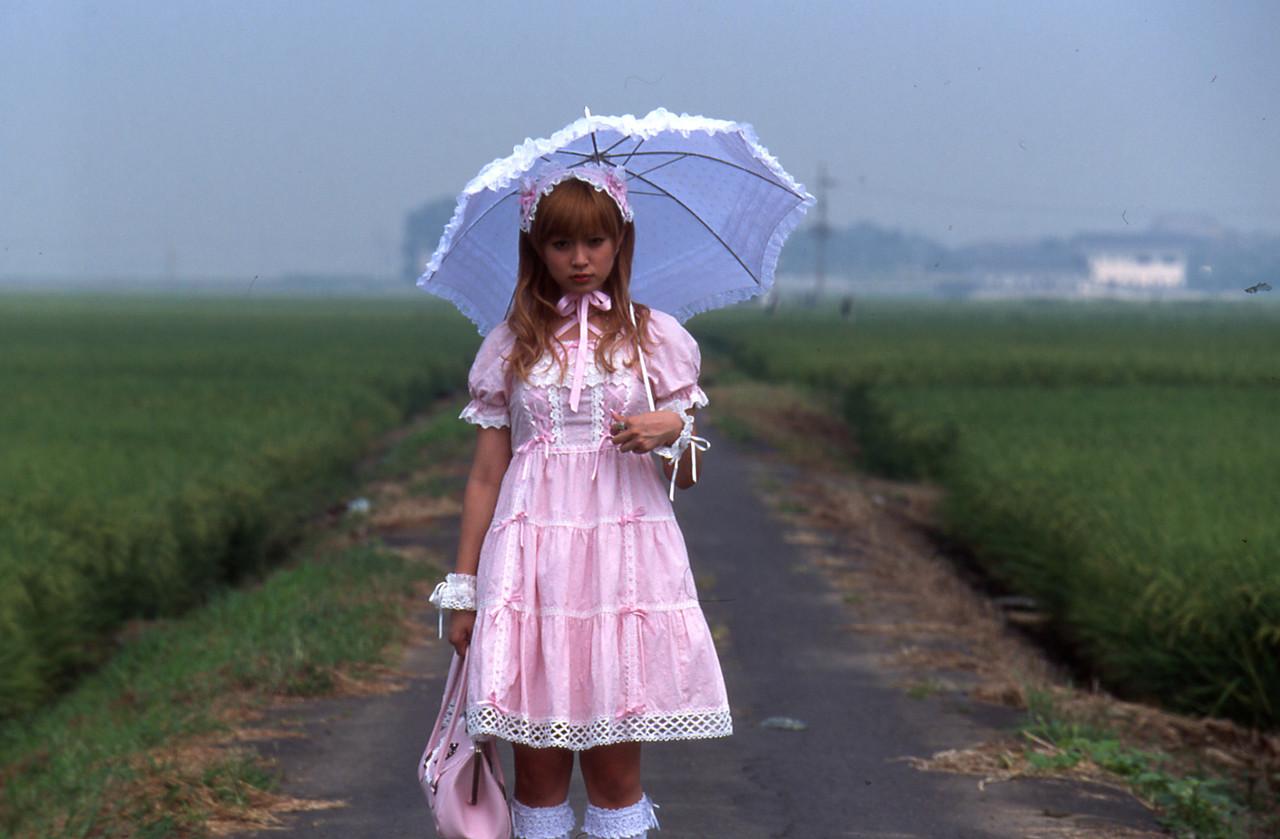 深田恭子 下妻物語 Fukada Kyoko Shimotsuma Monogatari Images 3