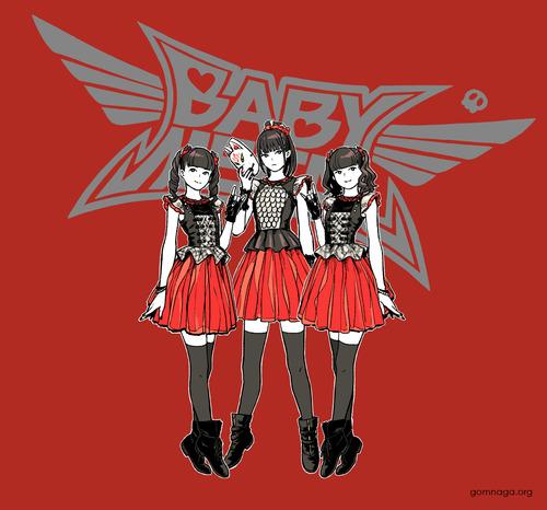 babymetal 15