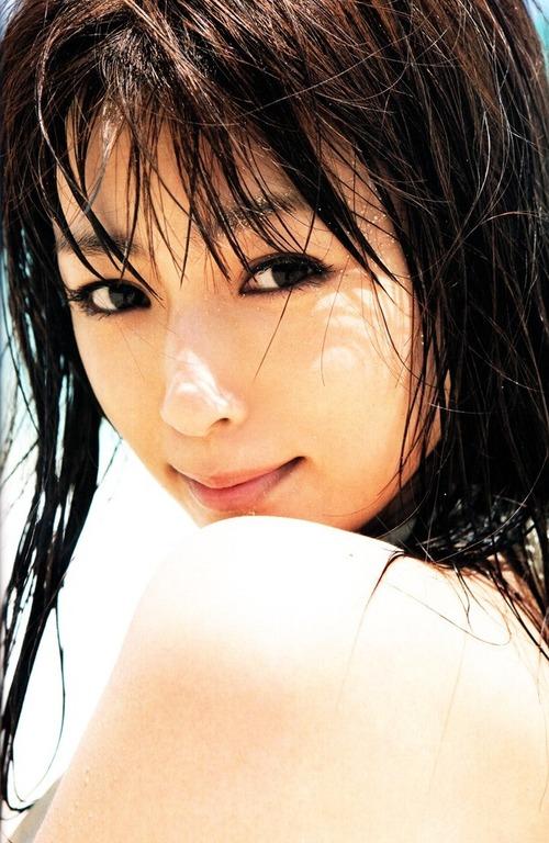 深田恭子 水着 Kyoko Fukada Sexy Bikini Images 21