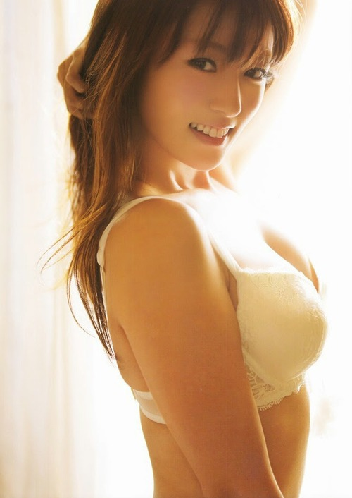 Kyoko Fukada Sexy 01