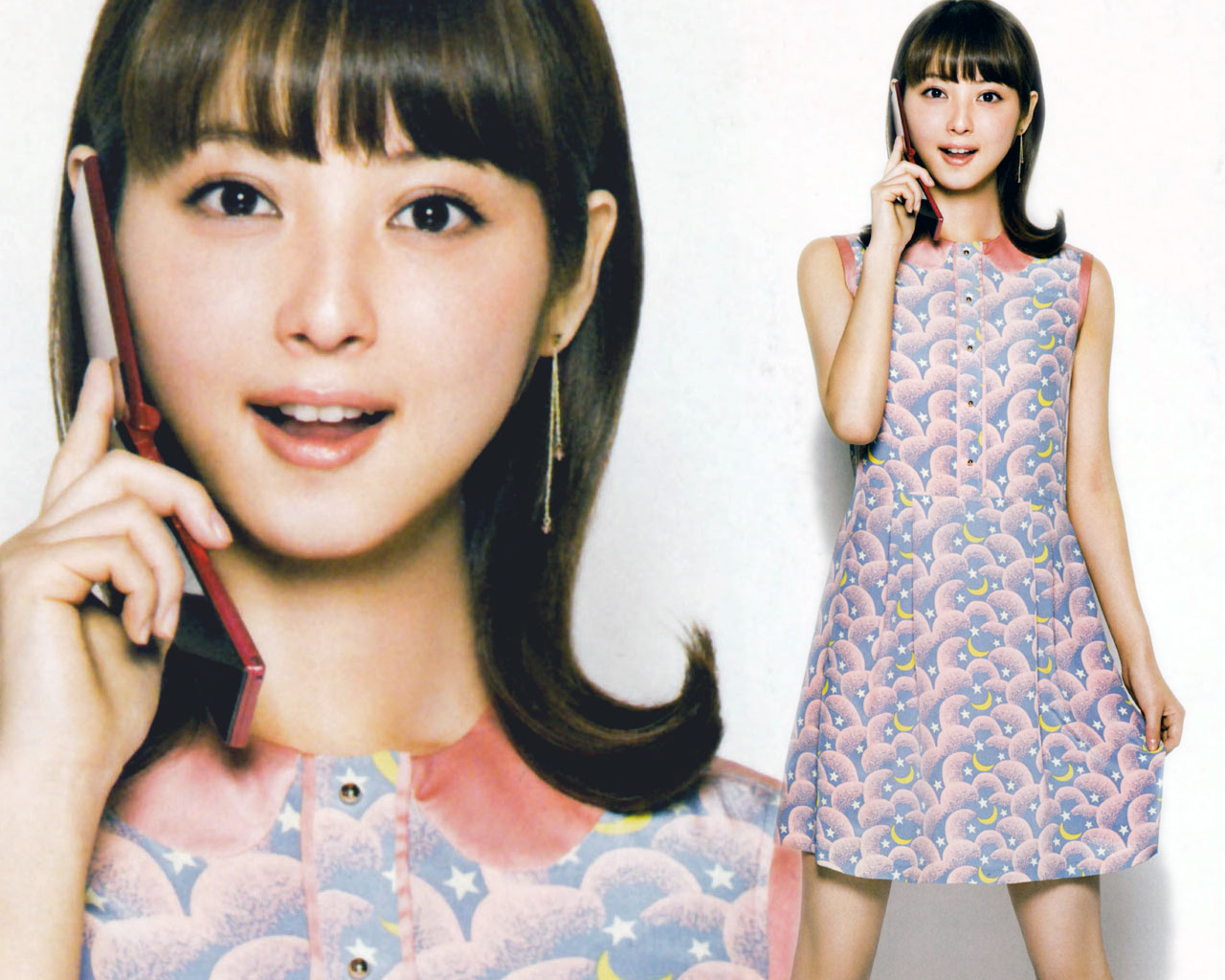 Nozomi Sasaki 佐々木希 Pictures 07