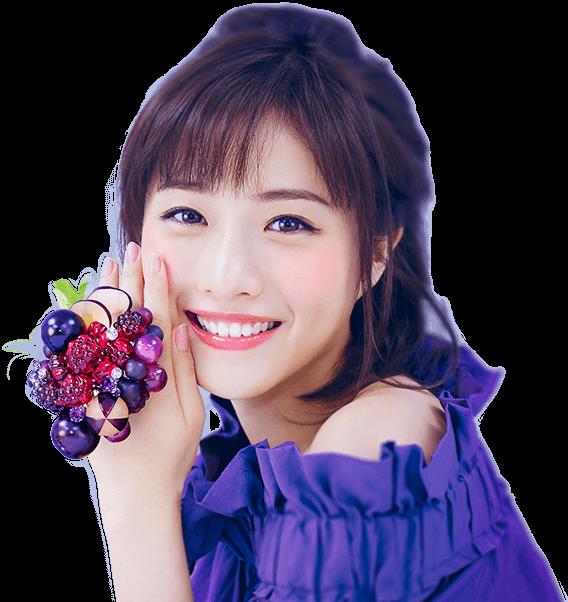 石原さとみ Ishihara Satomi meiji 果汁グミ Kajuu Gummy Images 6