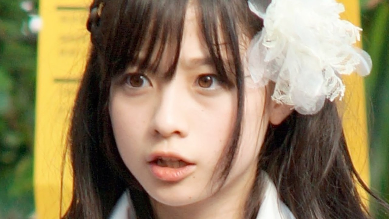 Kanna Hashimoto 橋本環奈 LOVE-arigatou- Images 9