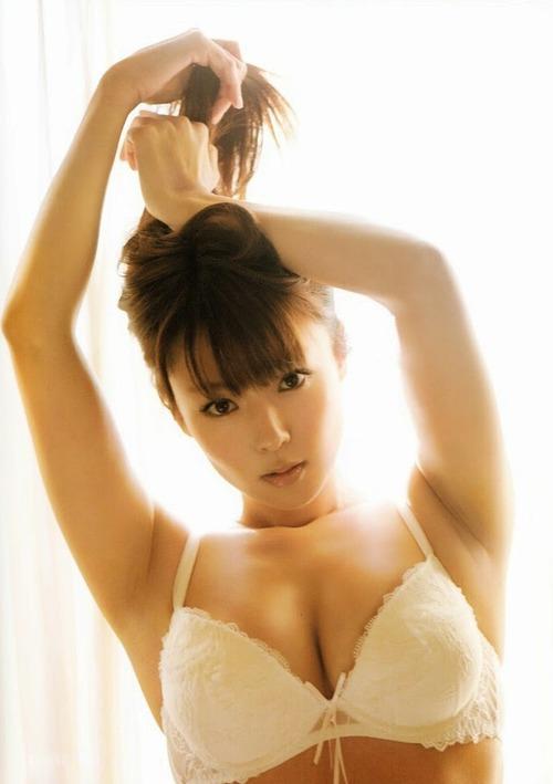 Kyoko Fukada Sexy 14