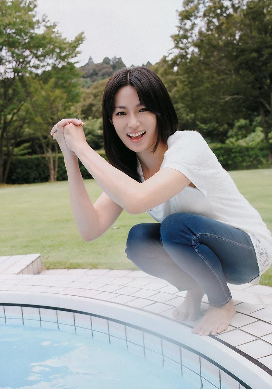 深田恭子 Fukada Kyoko 週刊プレイボーイ Weekly Playboy Pics 4