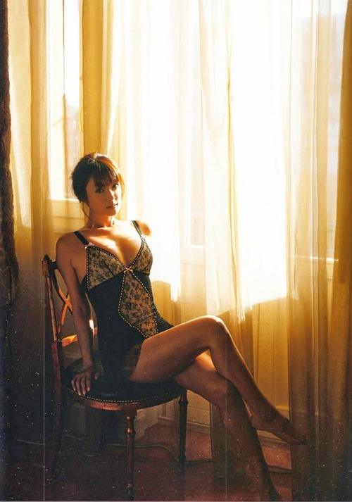 深田恭子 Kyoko Fukada (un)touch Sexy Lingerie ランジェリー 19
