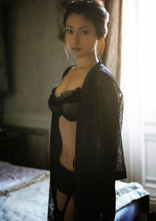 深田恭子 Kyoko Fukada (un)touch Sexy Lingerie ランジェリー 24