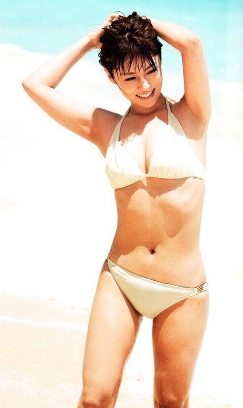 深田恭子 水着 Kyoko Fukada Sexy Bikini Images 15