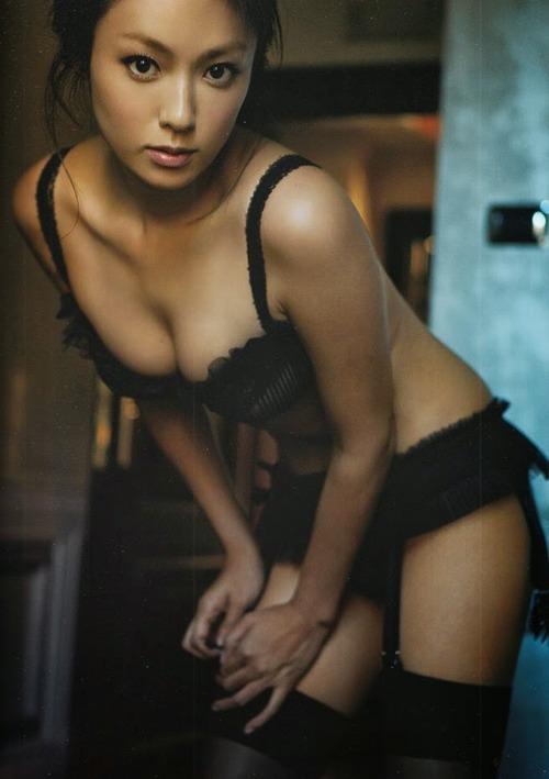 深田恭子 Kyoko Fukada (un)touch Sexy Lingerie ランジェリー 30