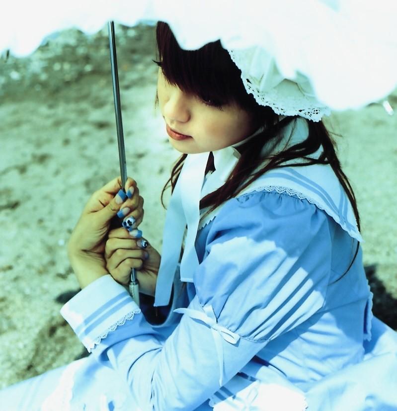 深田恭子 下妻物語 Fukada Kyoko Shimotsuma Monogatari Images 4