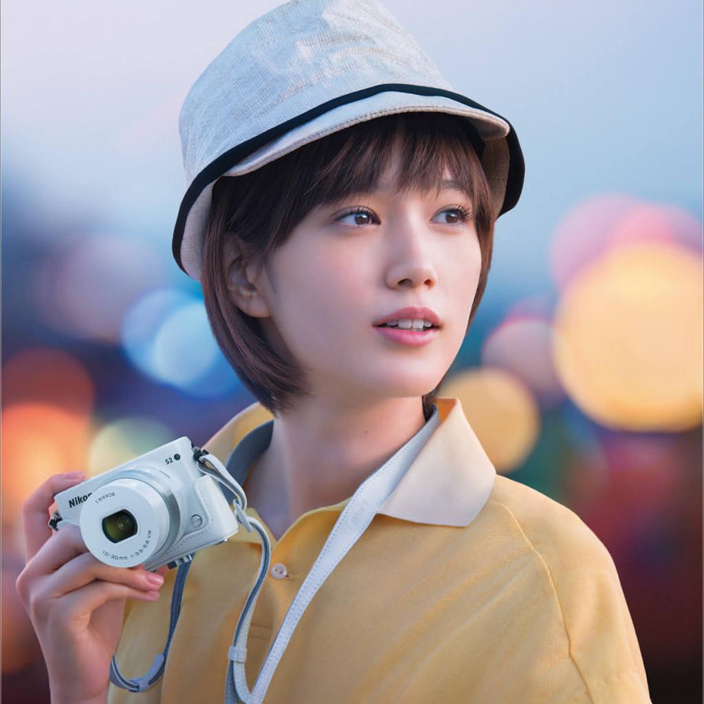 本田翼 Honda Tsubasa Nikon Images 2