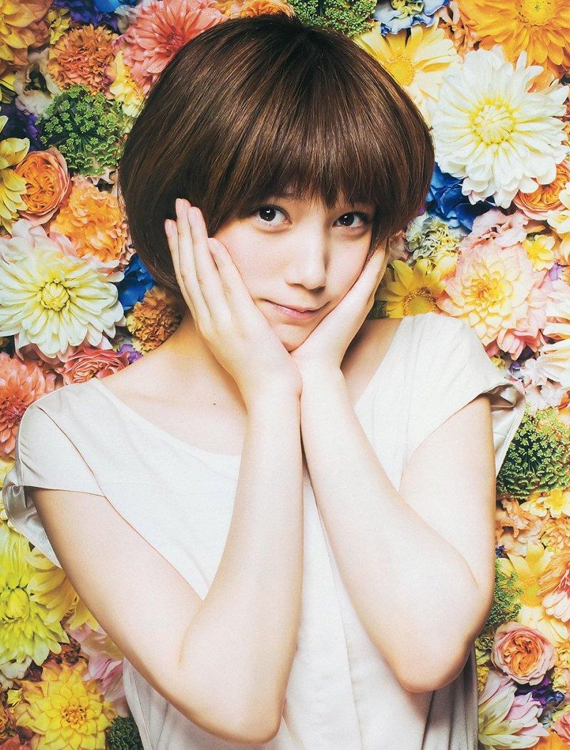 本田翼 Tsubasa Honda Images
