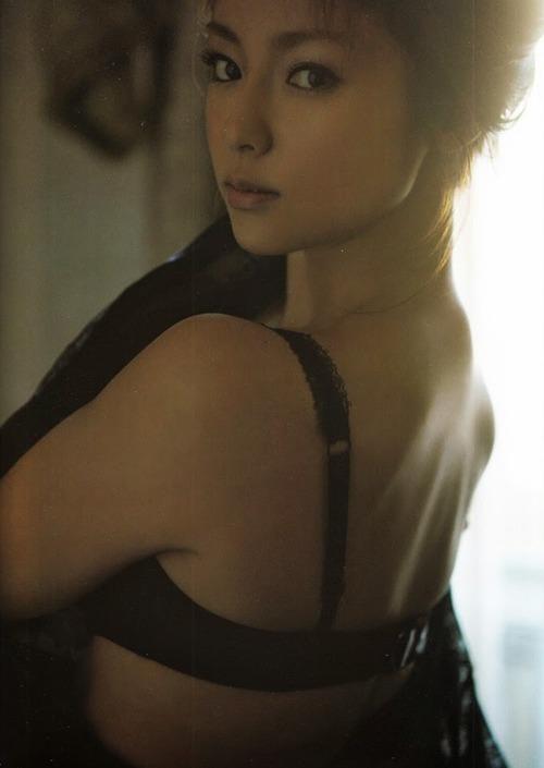 深田恭子 Kyoko Fukada (un)touch Sexy Lingerie ランジェリー 25