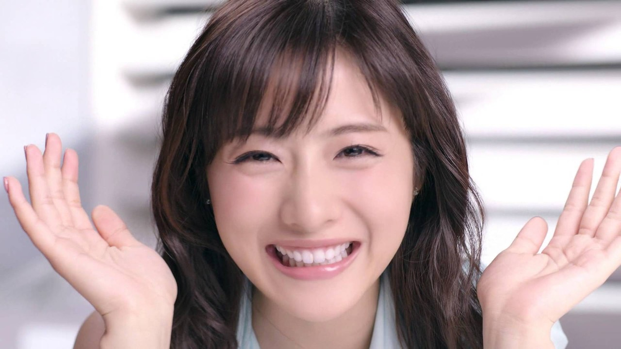Satomi Ishihara 石原さとみ SOFINA Primavista ソフィーナ プリマヴィスタ Images 8