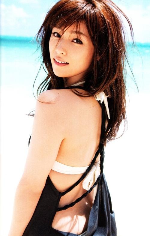 深田恭子 水着 Kyoko Fukada Sexy Bikini Images 27
