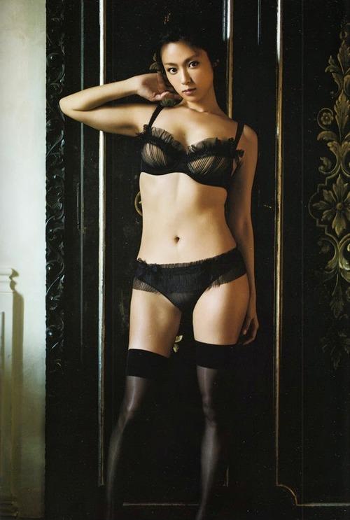 深田恭子 Kyoko Fukada (un)touch Sexy Lingerie ランジェリー 32