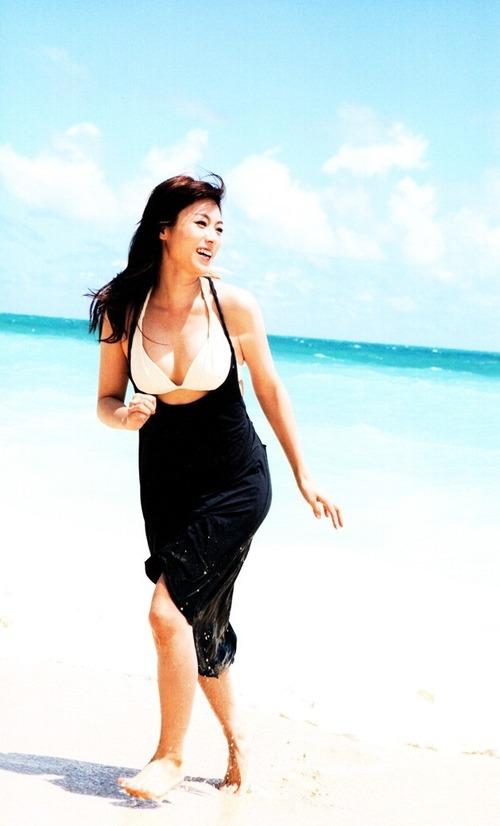 深田恭子 水着 Kyoko Fukada Sexy Bikini Images 29