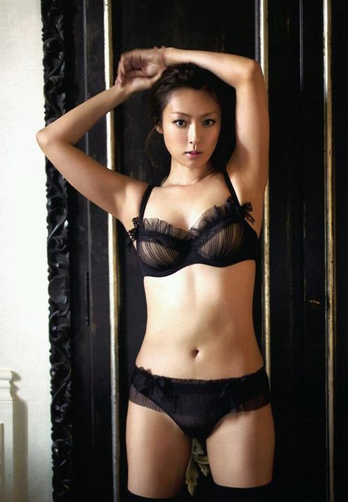 深田恭子 Kyoko Fukada (un)touch Sexy Lingerie ランジェリー 33