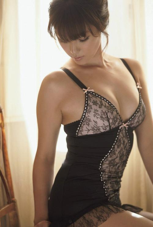 深田恭子 Kyoko Fukada (un)touch Sexy Lingerie ランジェリー 13