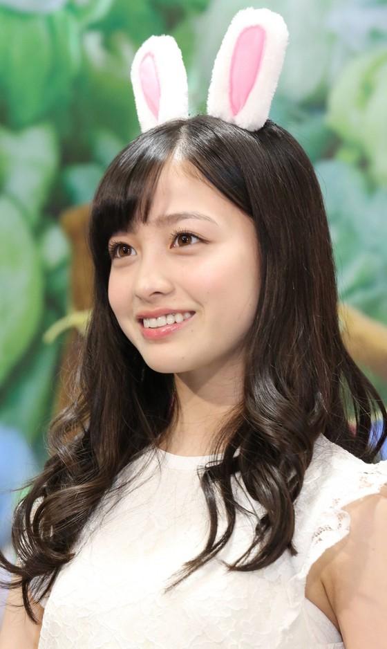 橋本環奈 Kanna Hashimoto Bunny Photos 5