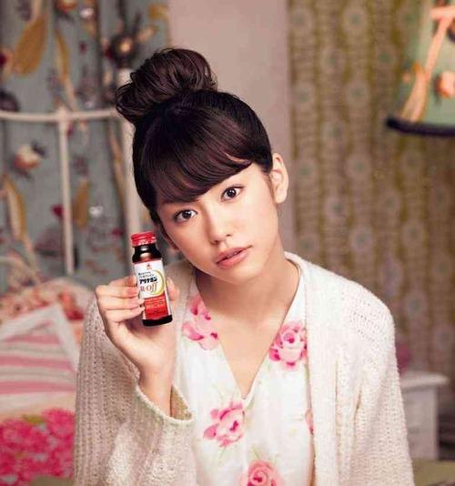 Mirei Kiritani 50