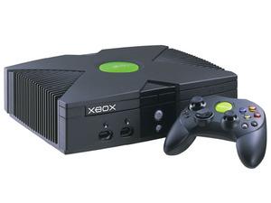 2002年-マイクロソフト Xbox