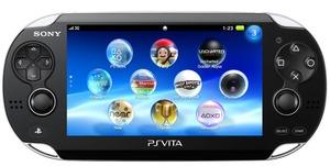 2011年-ソニー・コンピュータエンタテインメント PlayStation Vita