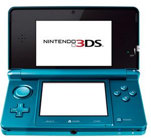 2011年-任天堂 ニンテンドー3DS