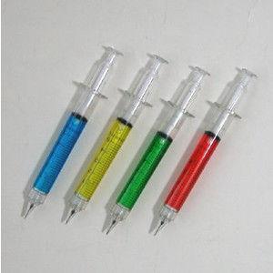 注射器の形をしたシャーペン